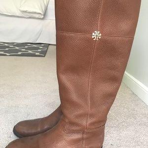 Tory Burch Jolie Riding Boots 8.5M